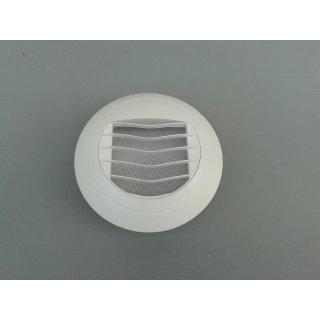 Abluftventil AVF 125 mit Dauerfilter