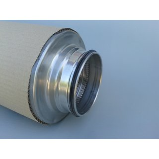 Telefonieschalld. 25 DN 125 x 500 mm Lippe
