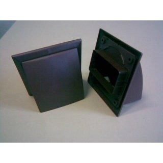 EP 125 Ablufthaube braun 200x200mm