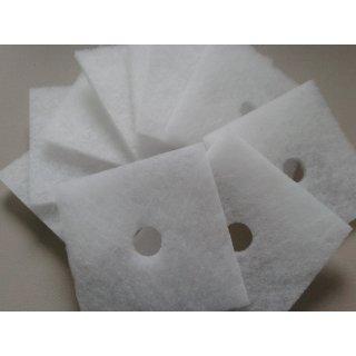 10 Stück Ersatzfilter für Lunos Skalar